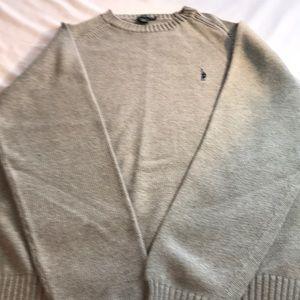 J Crew Factory men's crew neck sweater size m